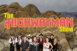 The Highwayman – The legendary music of: JOHNNY CASH, WILLIE NELSON, WAYLON JENNINGS AND KRIS KRISTOFFERSON