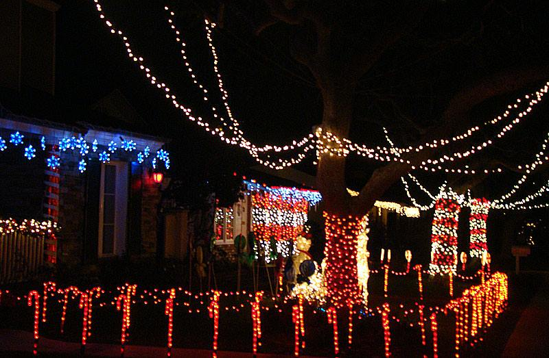 Sleepy Hollow 2020 Christmas Lights Sleepy Hollow Christmas Lights Extravaganza   South Bay Events