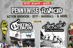 Gnarlytown: Bikes, Boards & Bands Land in San Pedro