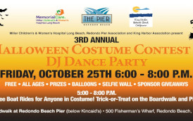 3rd Annual Halloween Costume Contest & DJ Dance Party